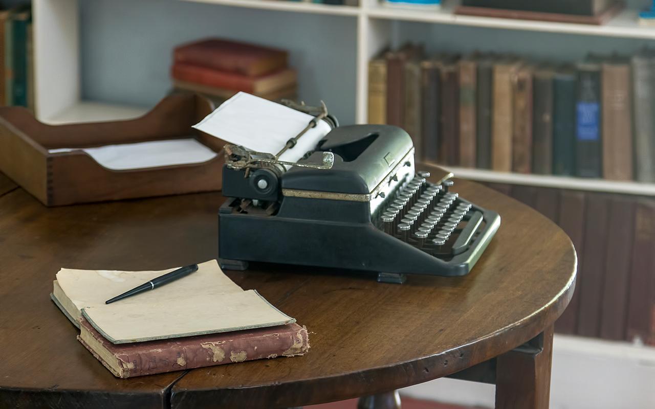 Ernest Hemingway's Typewriter